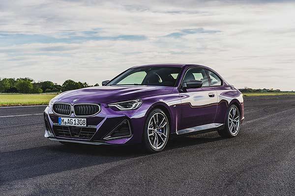 Nuevo BMW Serie 2 2022