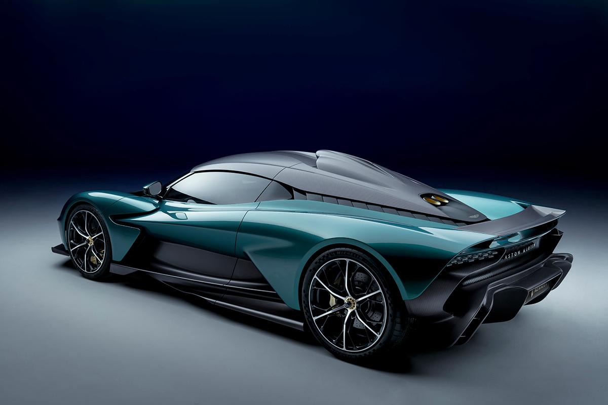 Aston Martin Valhalla 2022
