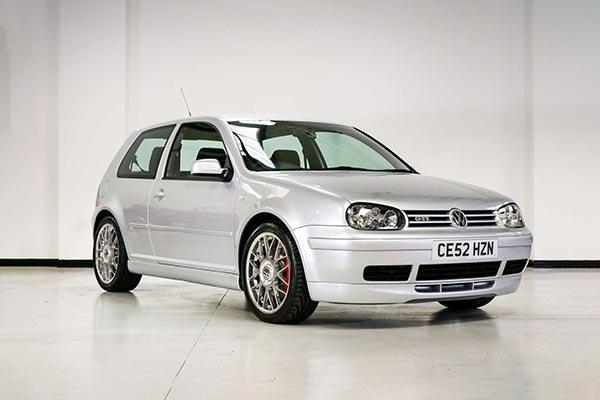 Volkswagen Golf IV GTI 25 Aniversario