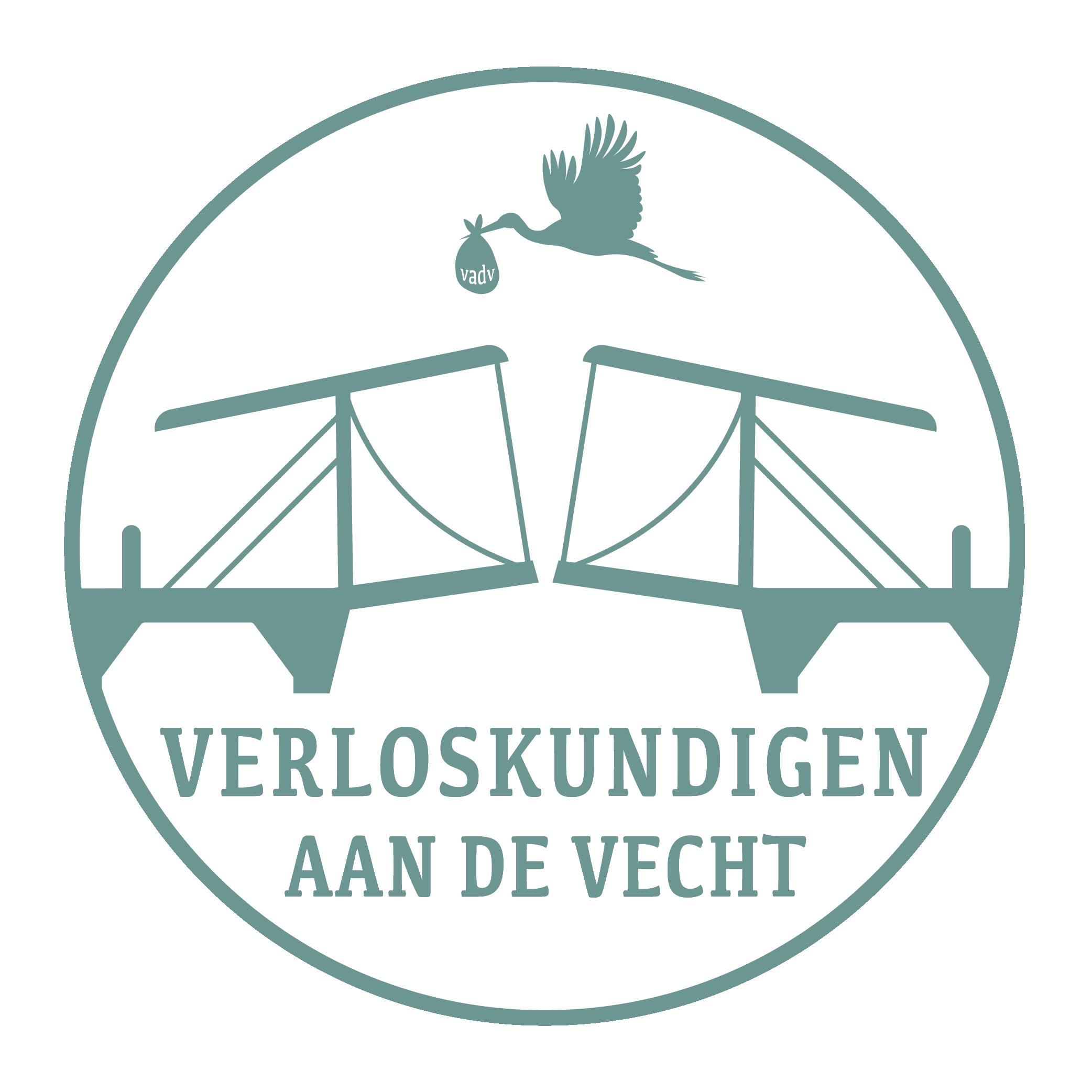 Verloskundigen aan de Vecht - logo