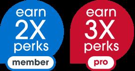 bonus perks icons