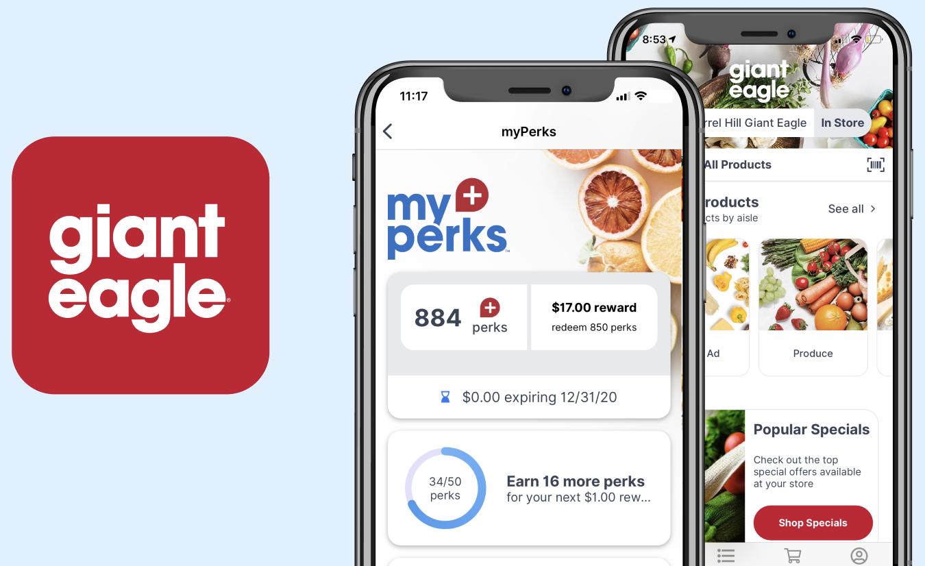Grocery App Screenshots