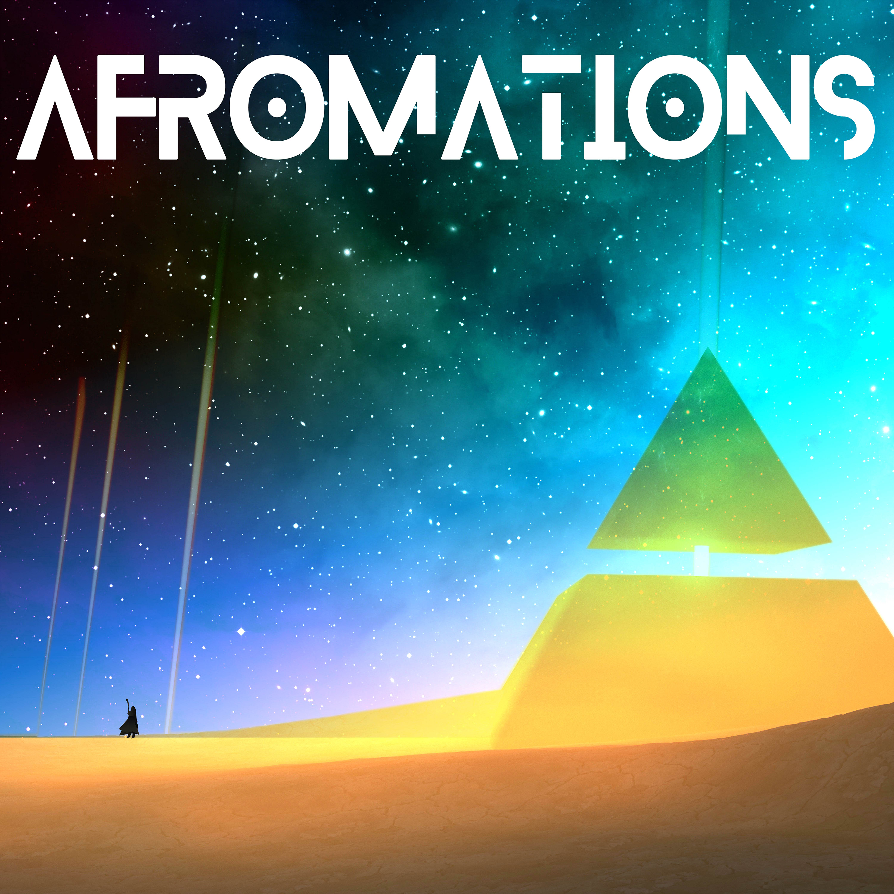 Image of Afromations cover art