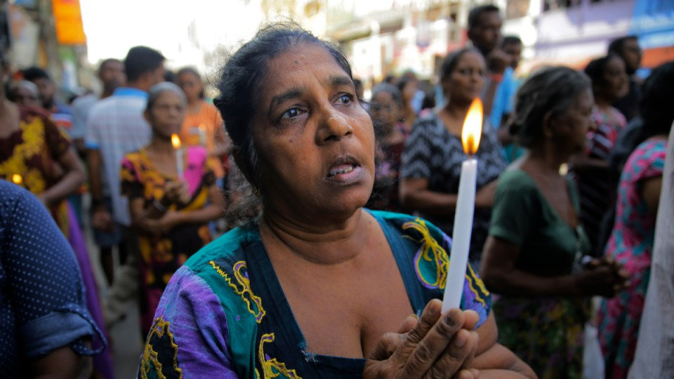 Religious Persecution at Issue After Sri Lanka Easter Attacks