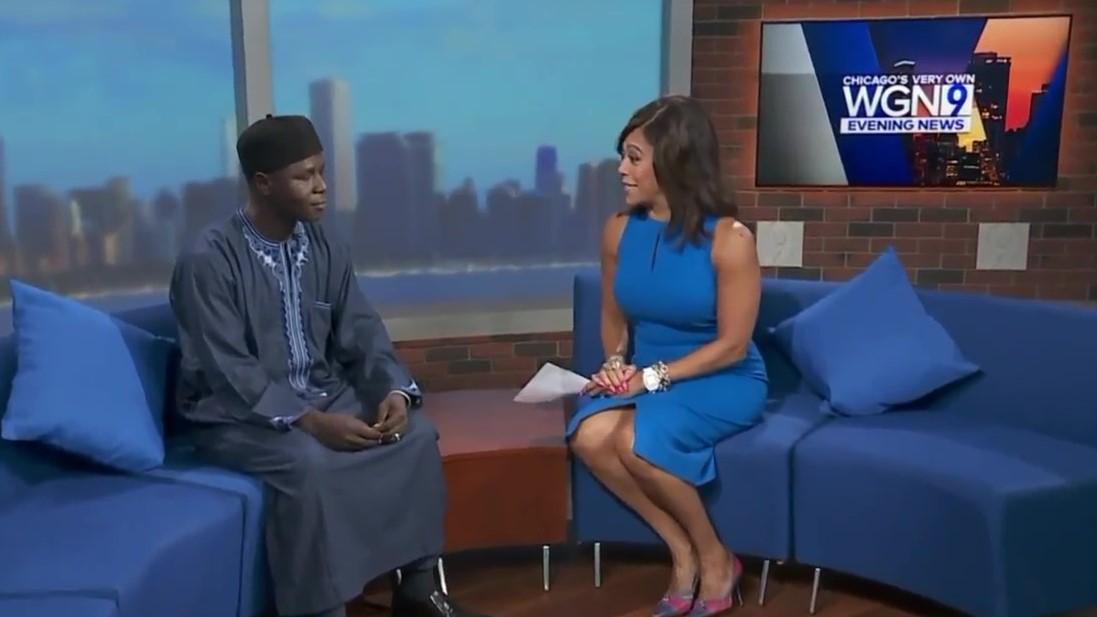 Omnia Leader in Nigeria Featured on WGN TV Chicago