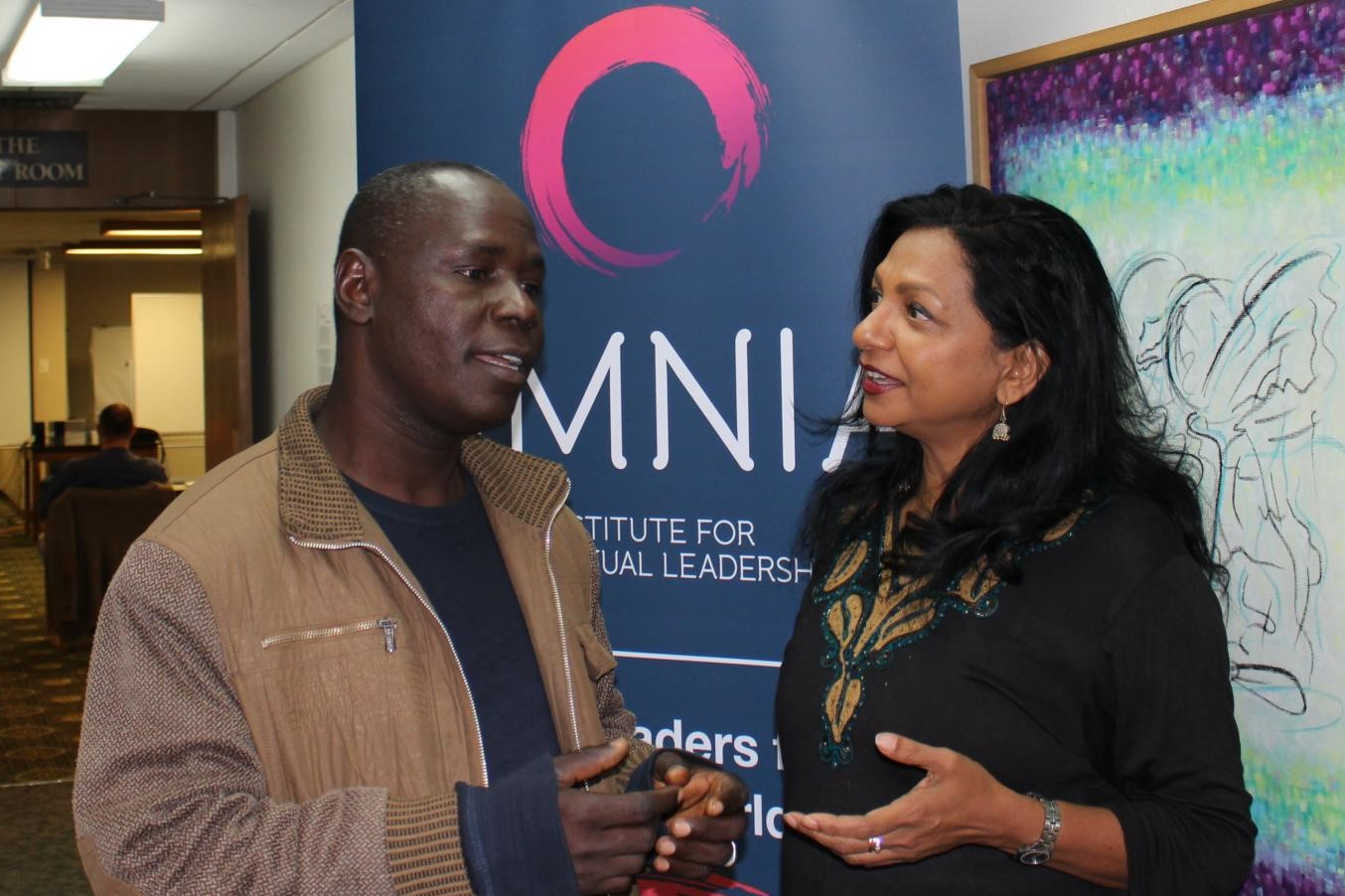 Omnia Leaders Featured in Christian Century