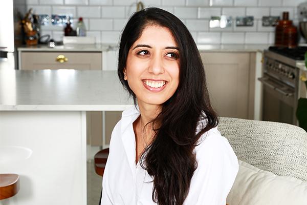 Rohini Bajekal, plant-based nutritionist
