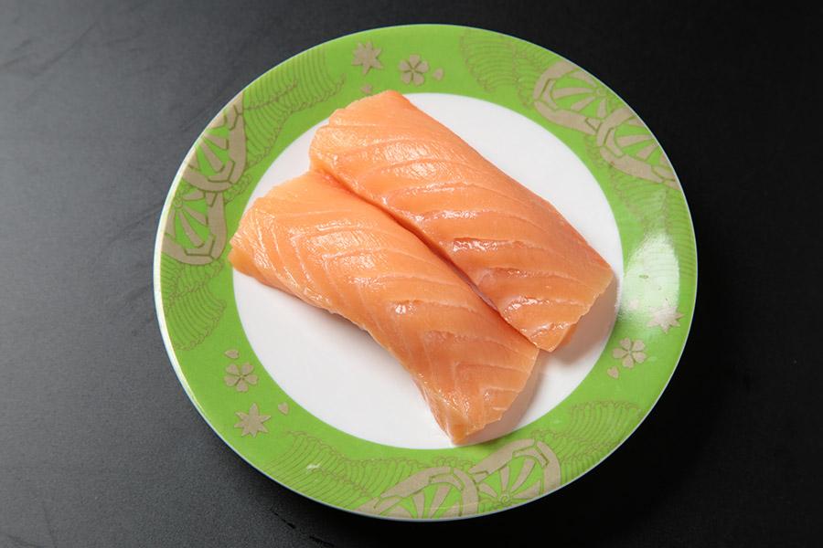 delicious smoked salmon
