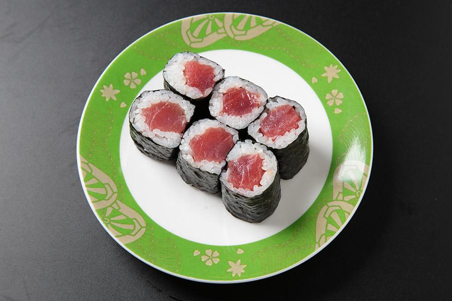 6 pcs tuna roll