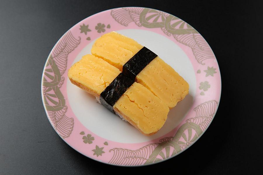 sweet egg omelet