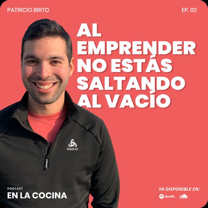 Patricio Brito Podcast