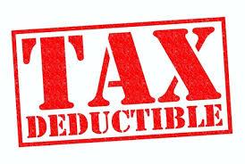 Tax Deductible