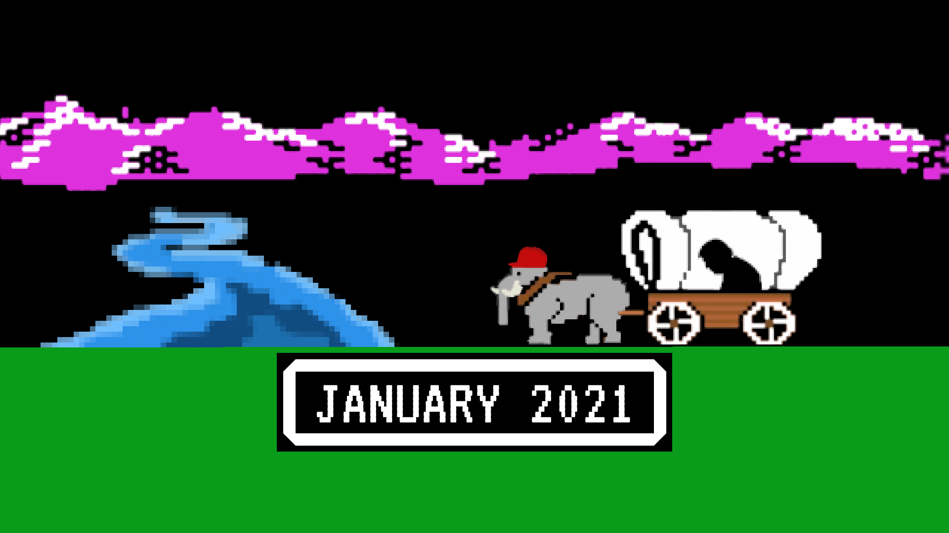 Banner Image for January 2021