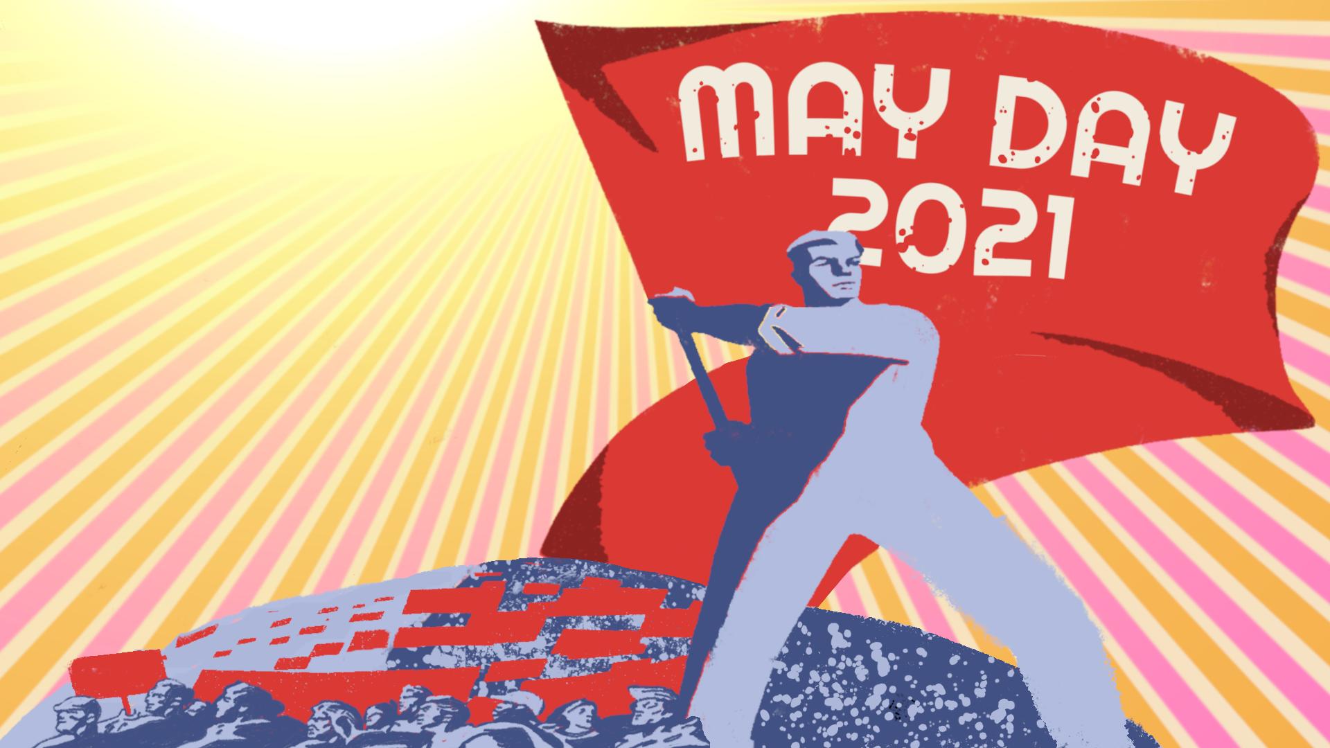 May 2021 banner