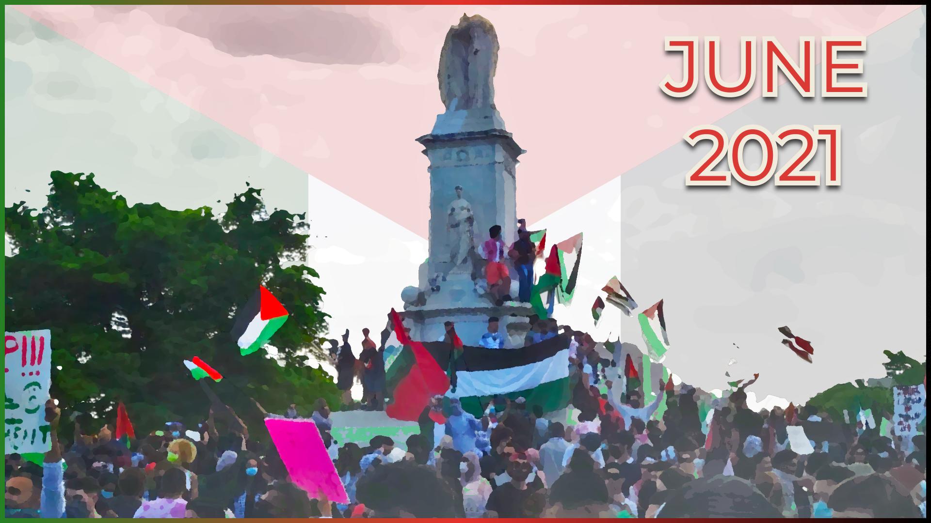 JUNE 2021 banner