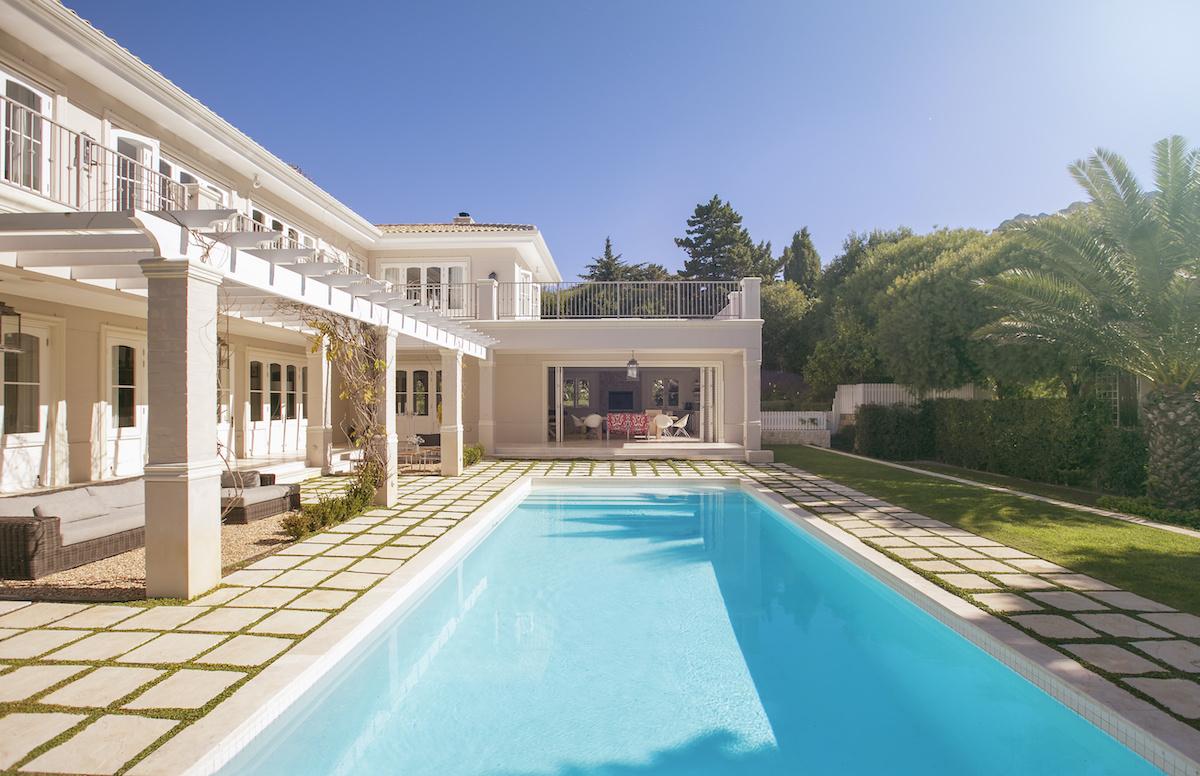Custom Home Swimming Pool