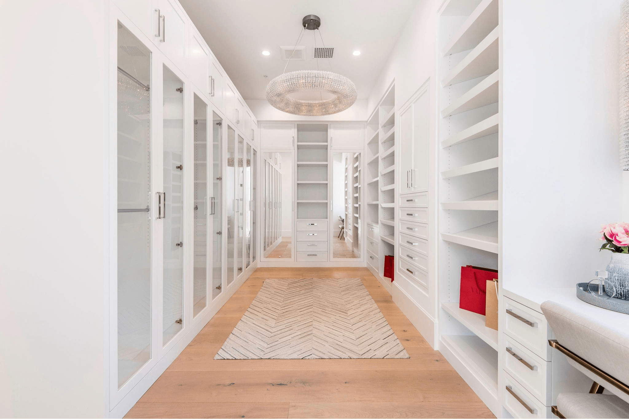 Custom Home Storage