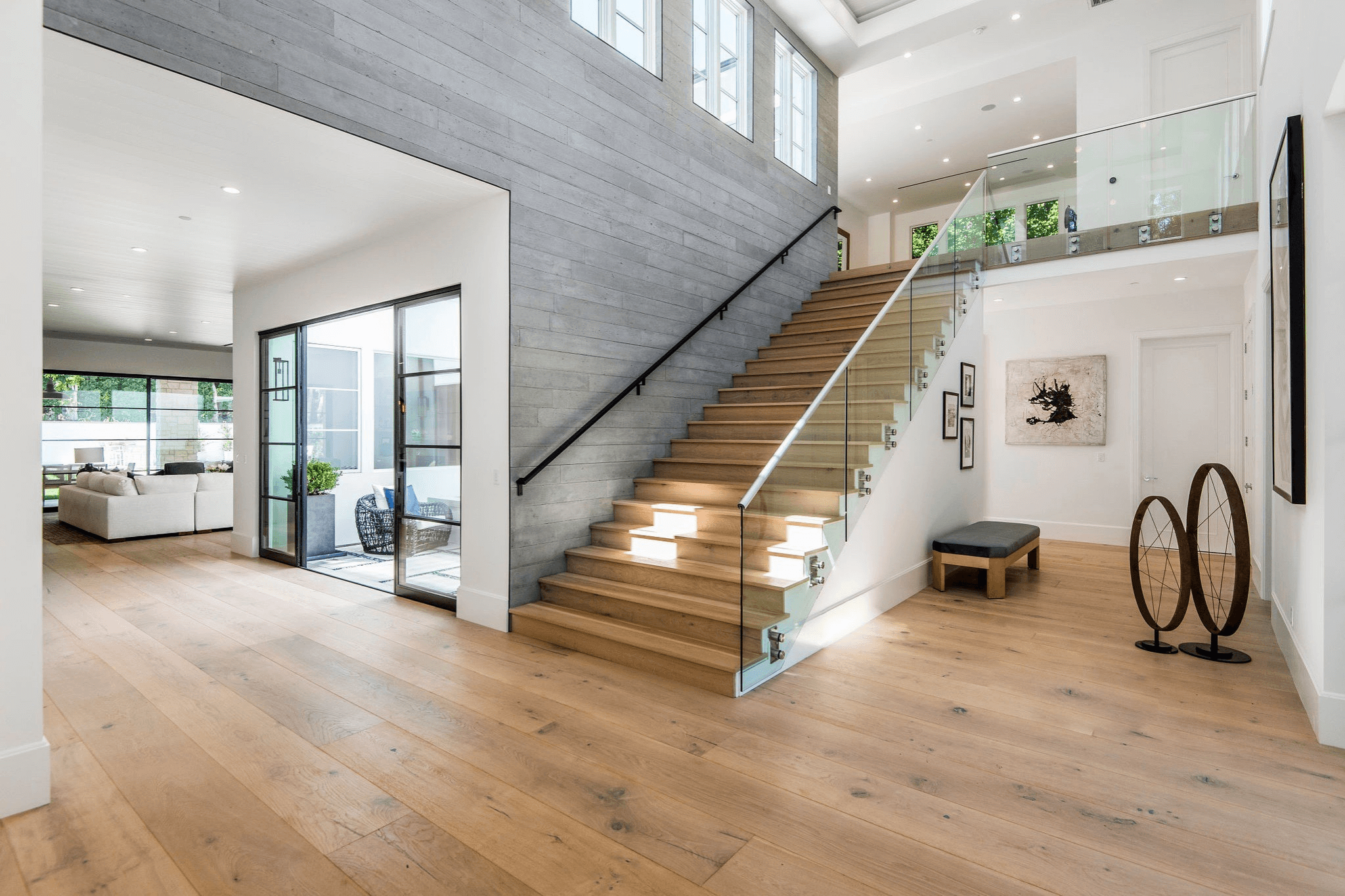 Custom Home Open Space