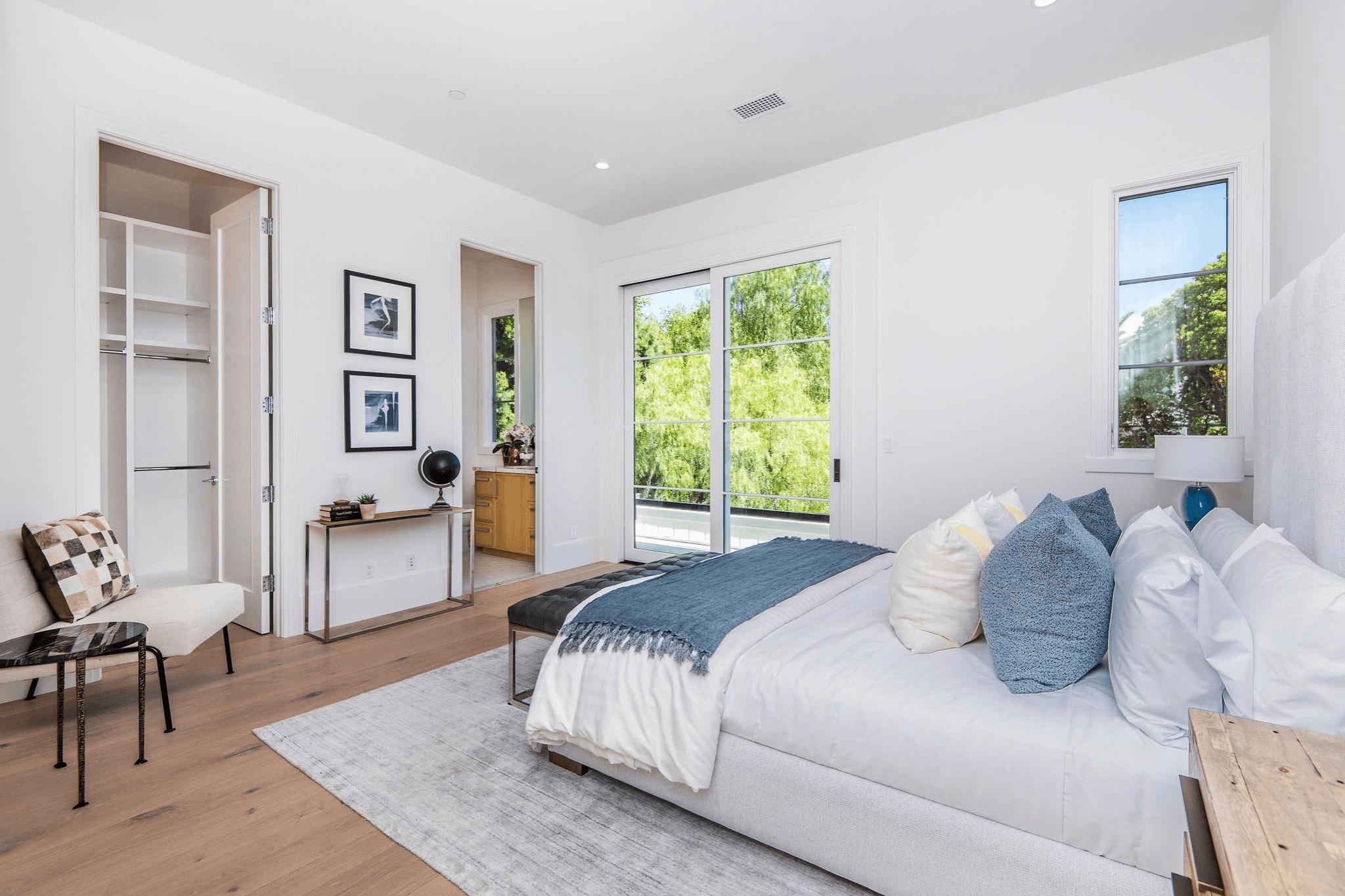 Custom Bed Room