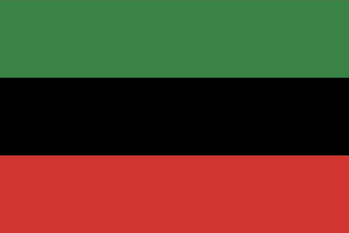 Nu Africa Foundation Flag