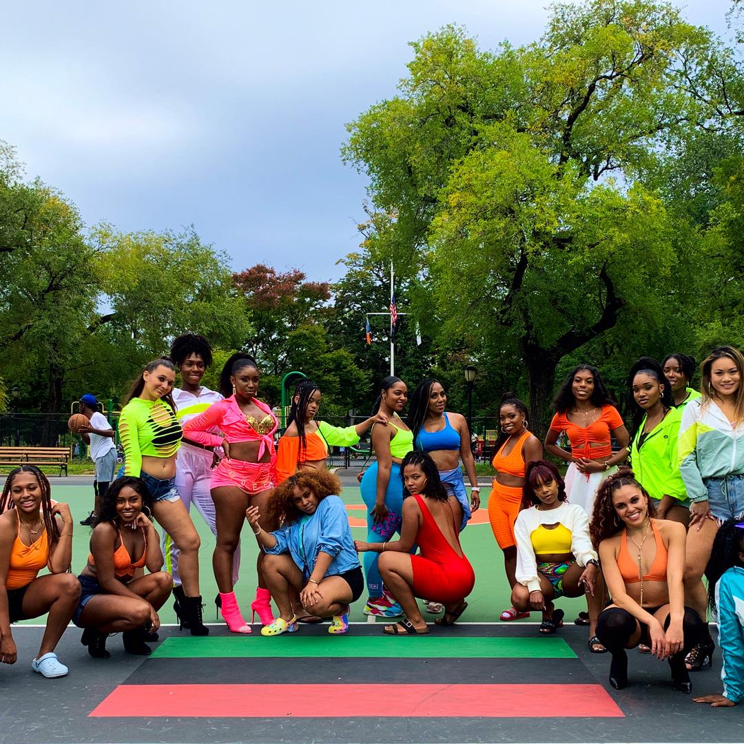 Nu Africa Foundation Girls Brower Park