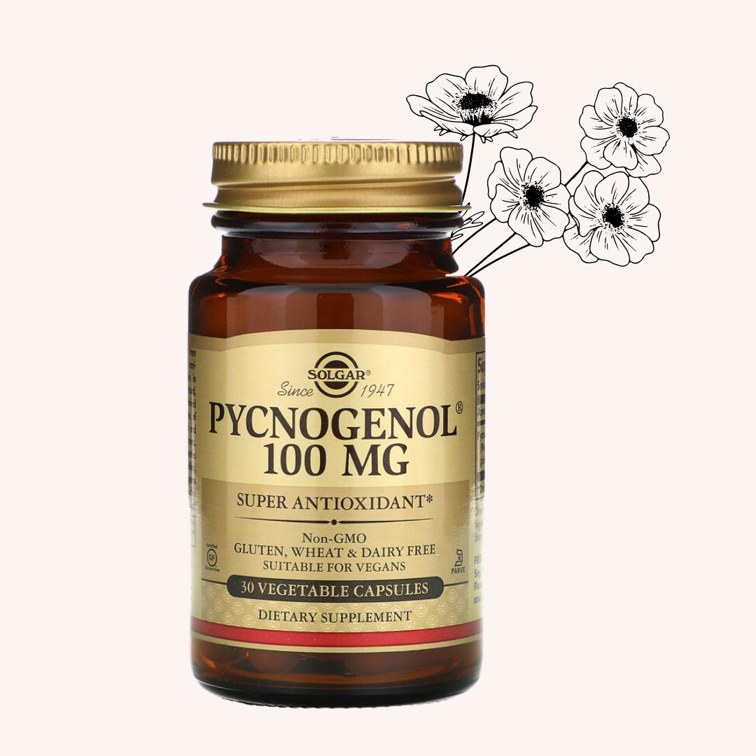 Scientifically Proven Pycnogenol