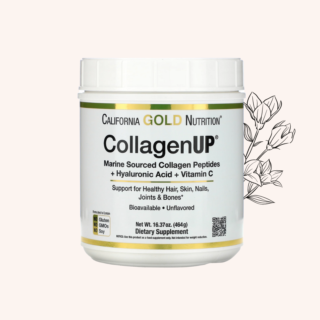 Scientifically Proven Collagen Peptides
