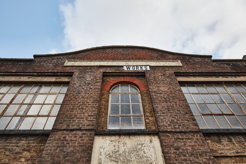 XIX-century piano factory