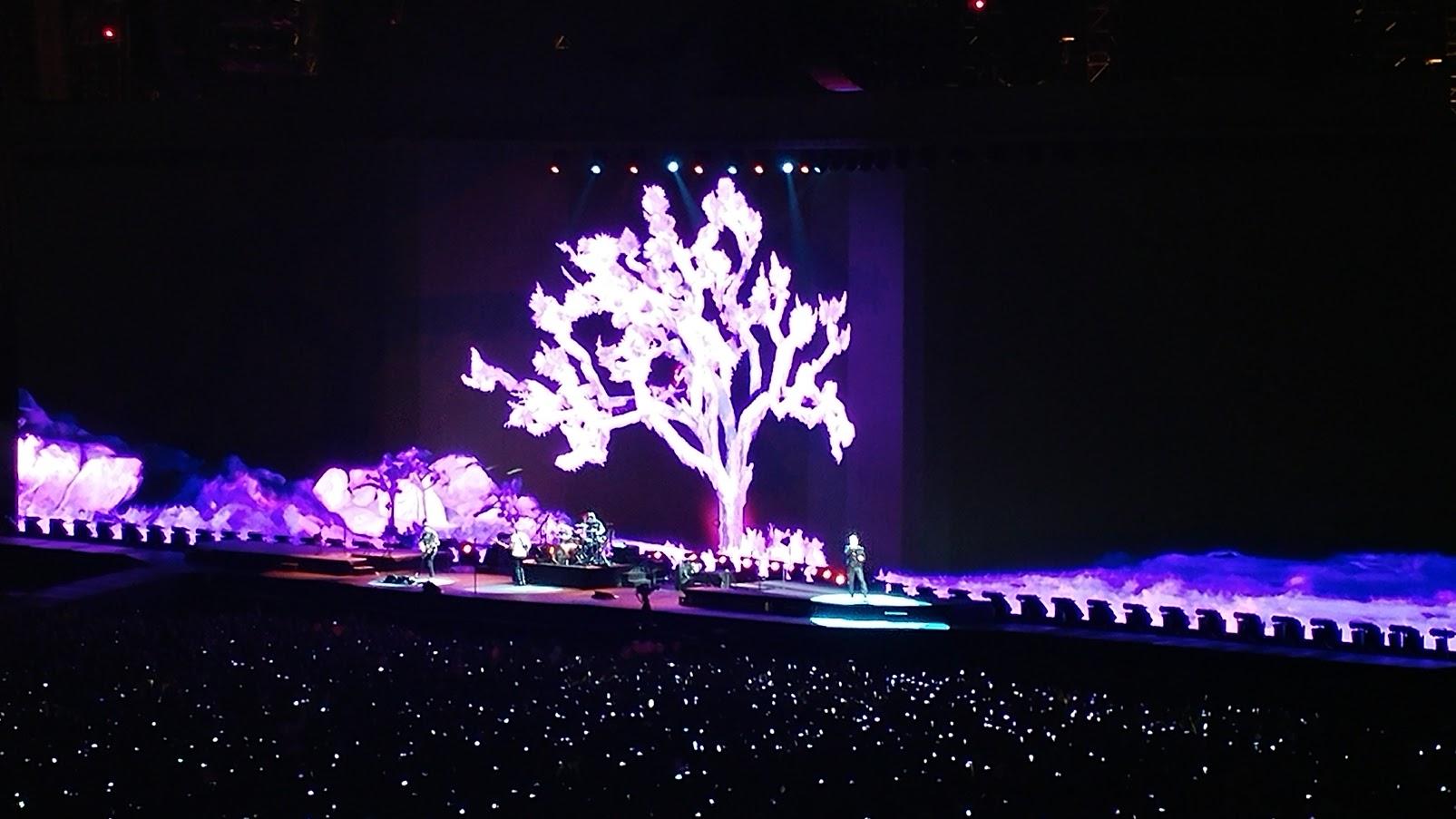 הופעה של להקת U2 ברומא