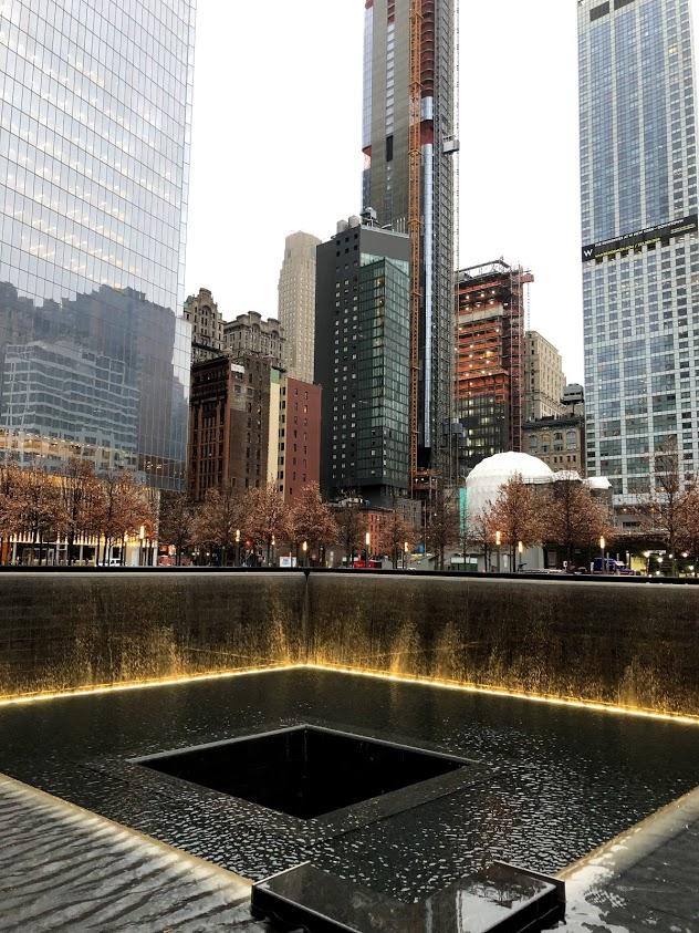 Memorial Pool, New York