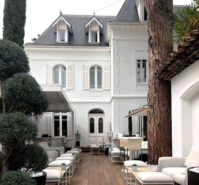 מלון בוטיק בסן טרופז, צרפת