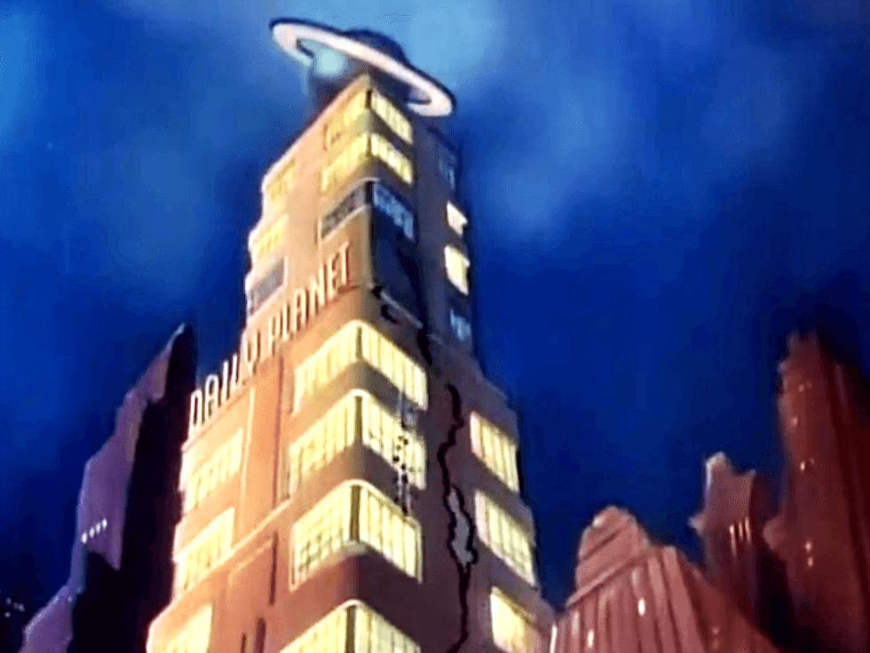 איור של בניין הדיילי פלאנט