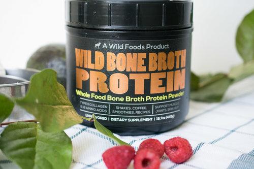 Wild Foods Wild Bone Broth Protein Powder