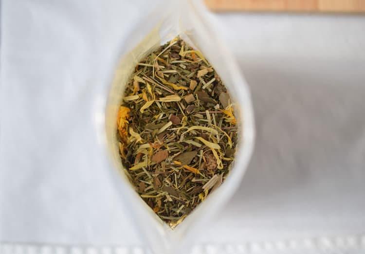Wild Foods Wild Herbal Dried Tea
