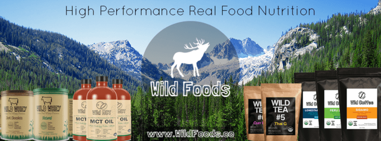 High Performance Real Food Nutrition Wild Foods