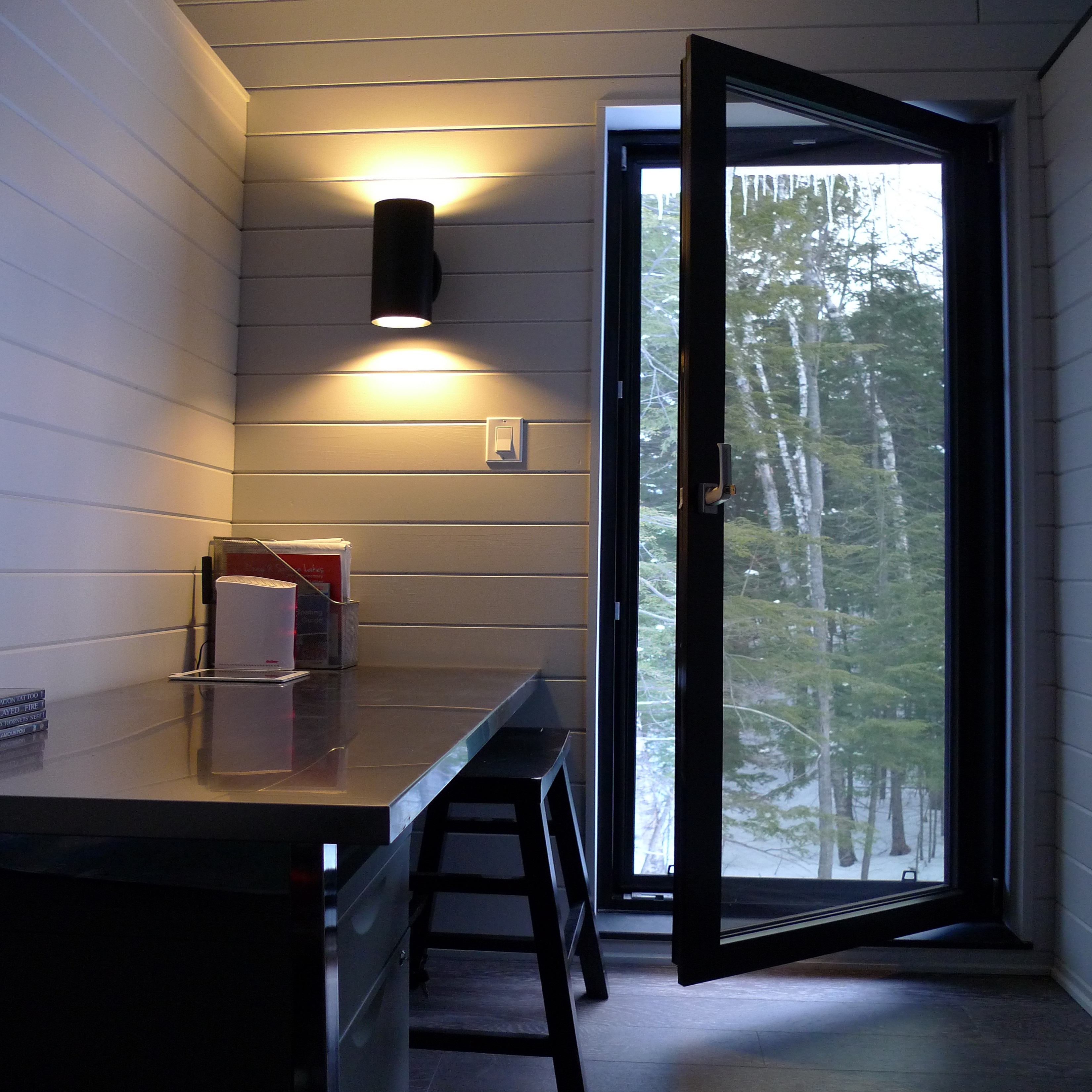 The loft patio door category image for aluminum patio doors
