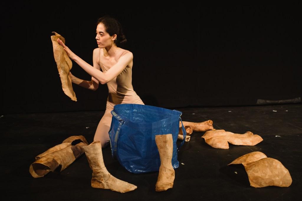 Leah Ogawa production photo
