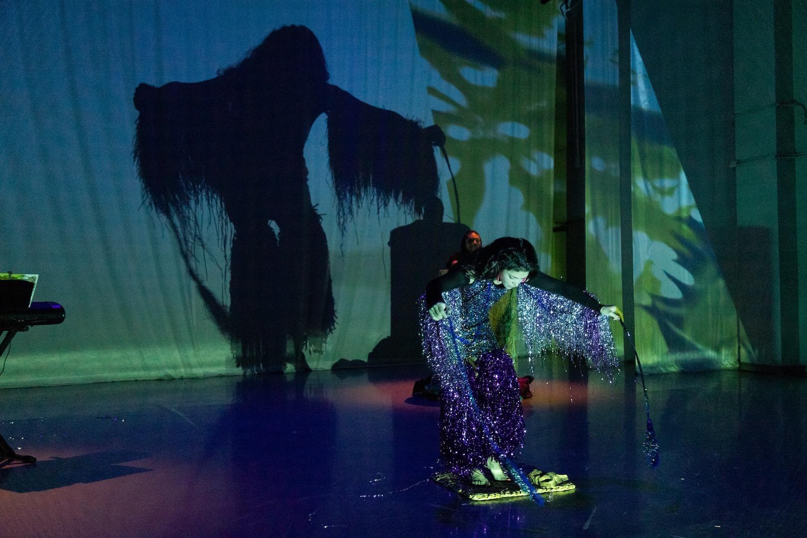 La Luz, La Sombrisa, y La Galaxia, Redeye Theatre's New Works 4 Weeks Festival.