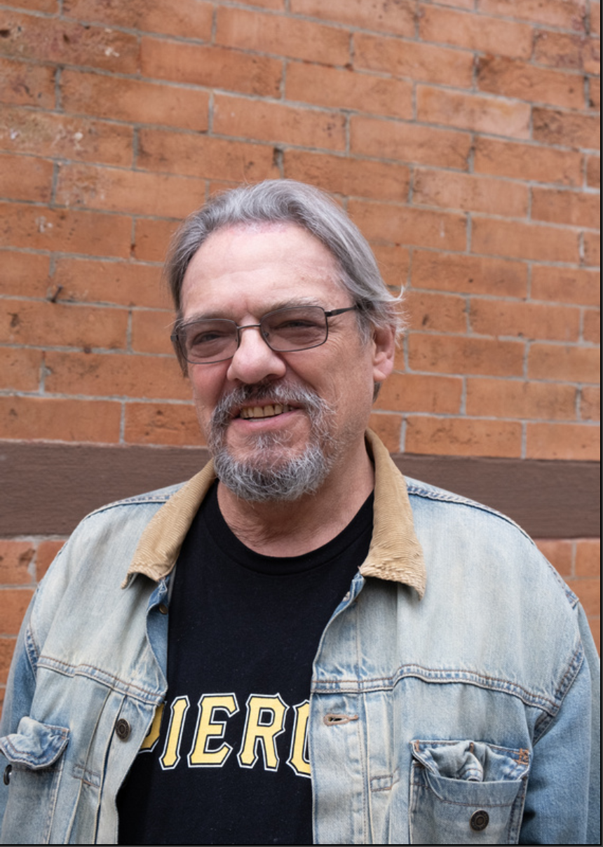 Headshot of Robert Brashear