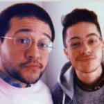 Headshot of Dillon Yruegas and Jesse O'Rear