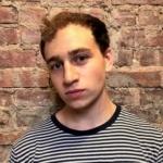 Headshot of Ethan Fox