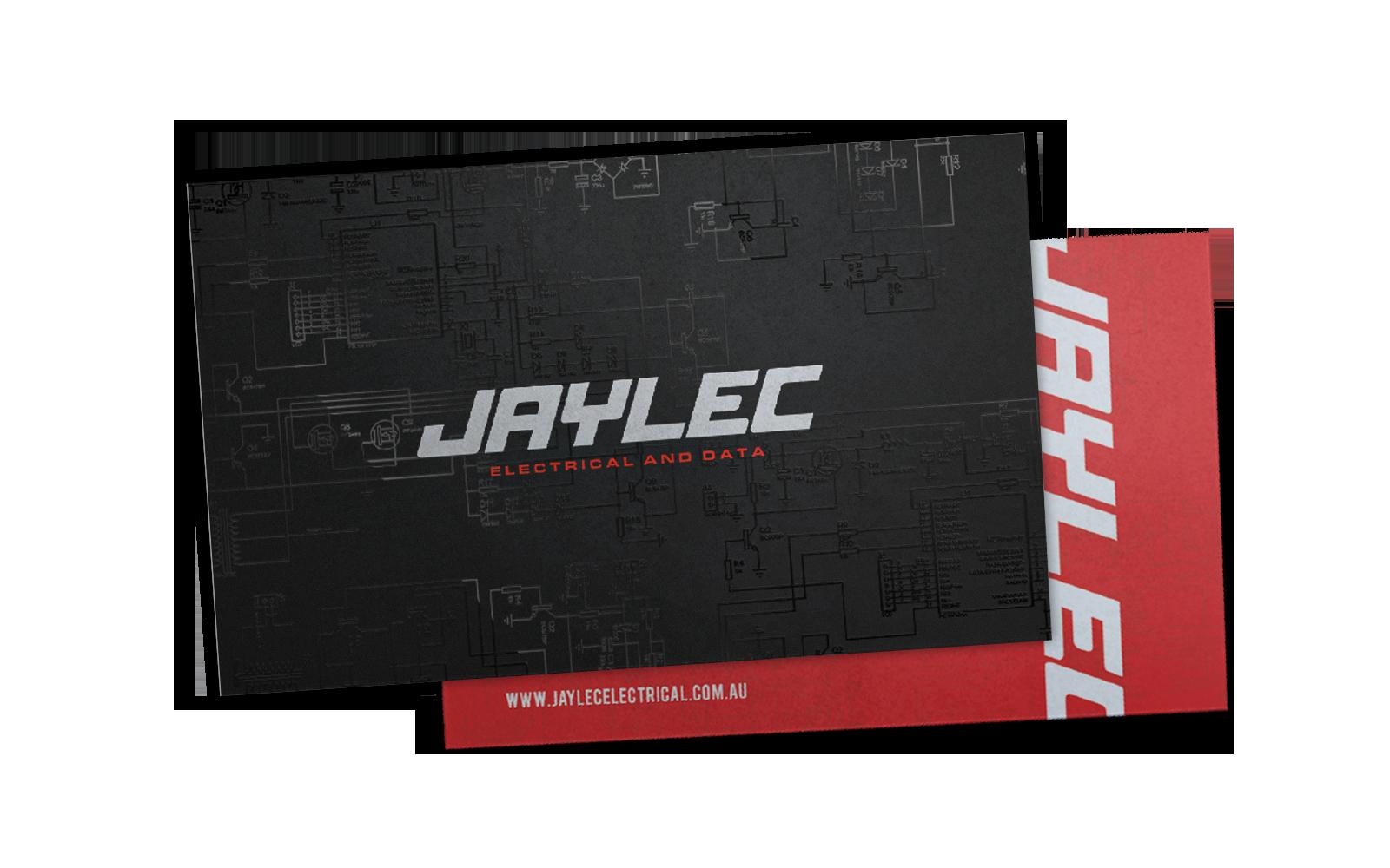 Jaylec Business Cards