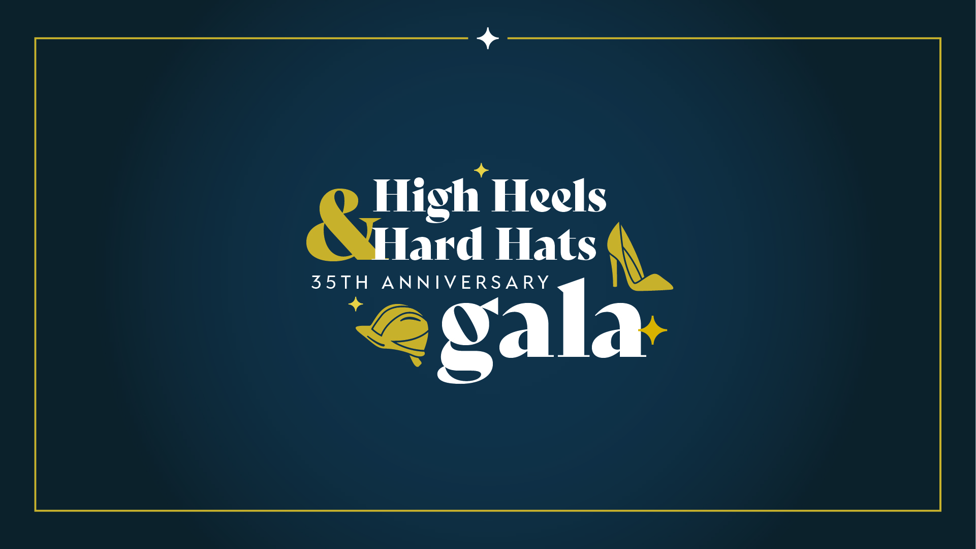 High Heels & Hard Hats main logo