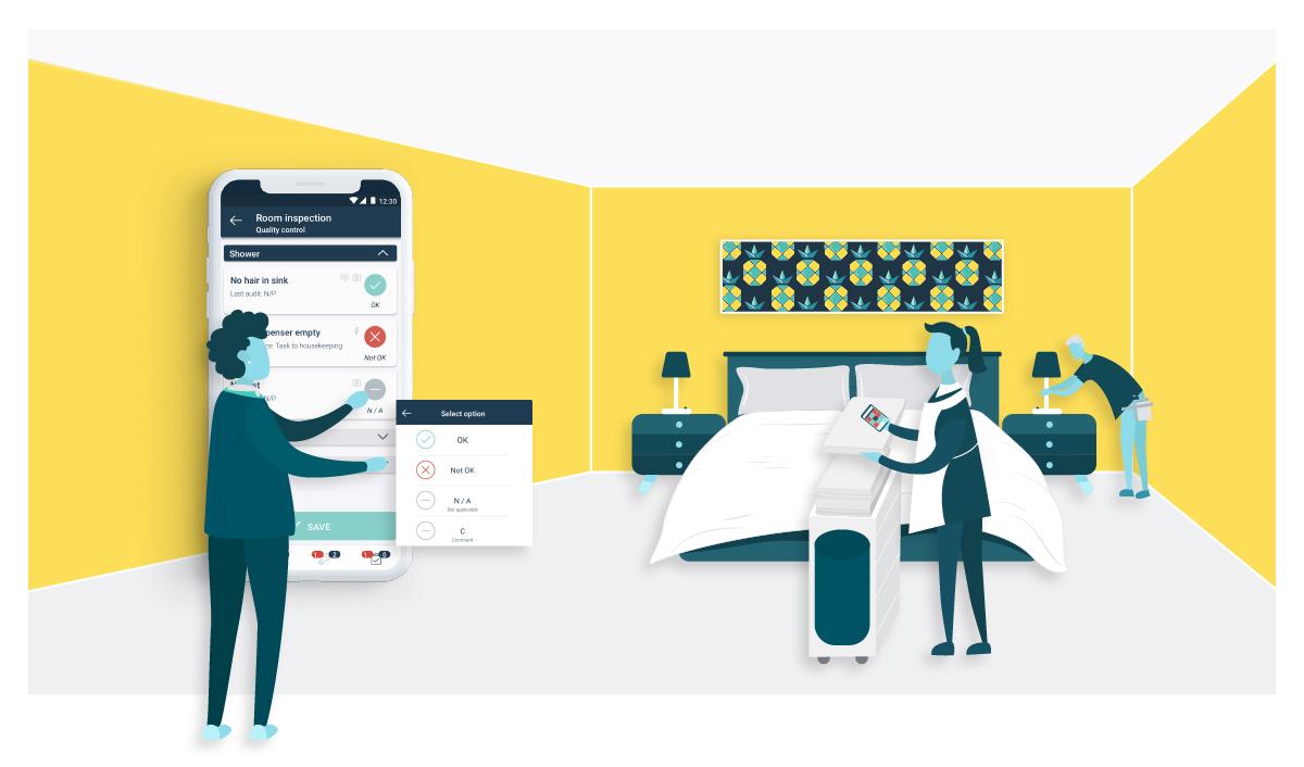 Digital Housekeeping Checklists