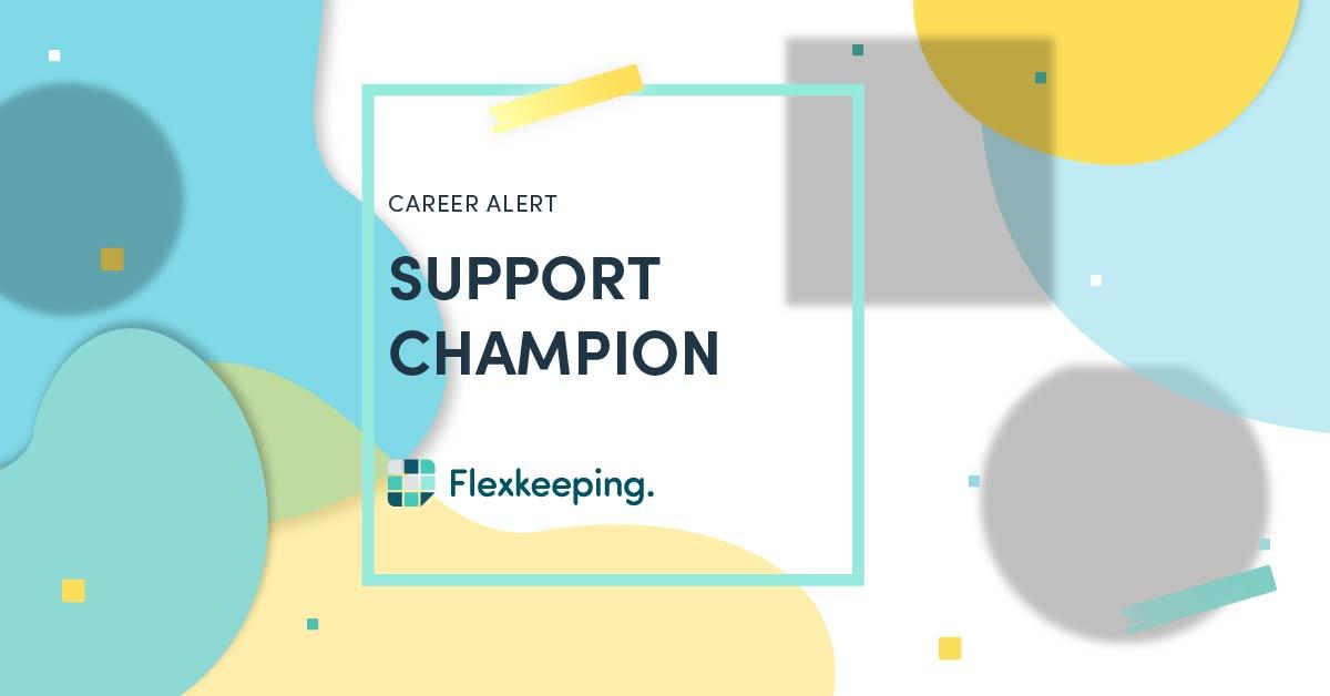support champion