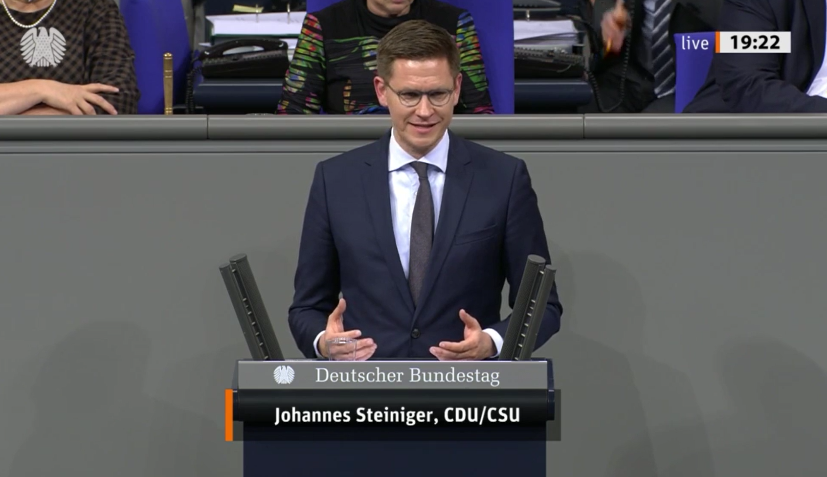 Heute habe ich im Plenum über den erstenSchritt der Digitalisierung des deutschenFinanzmarktes gesprochen. Statt ausgedruckter Urkunde wollen wir zukünftig elektronische Wertpapiere ermöglichen.