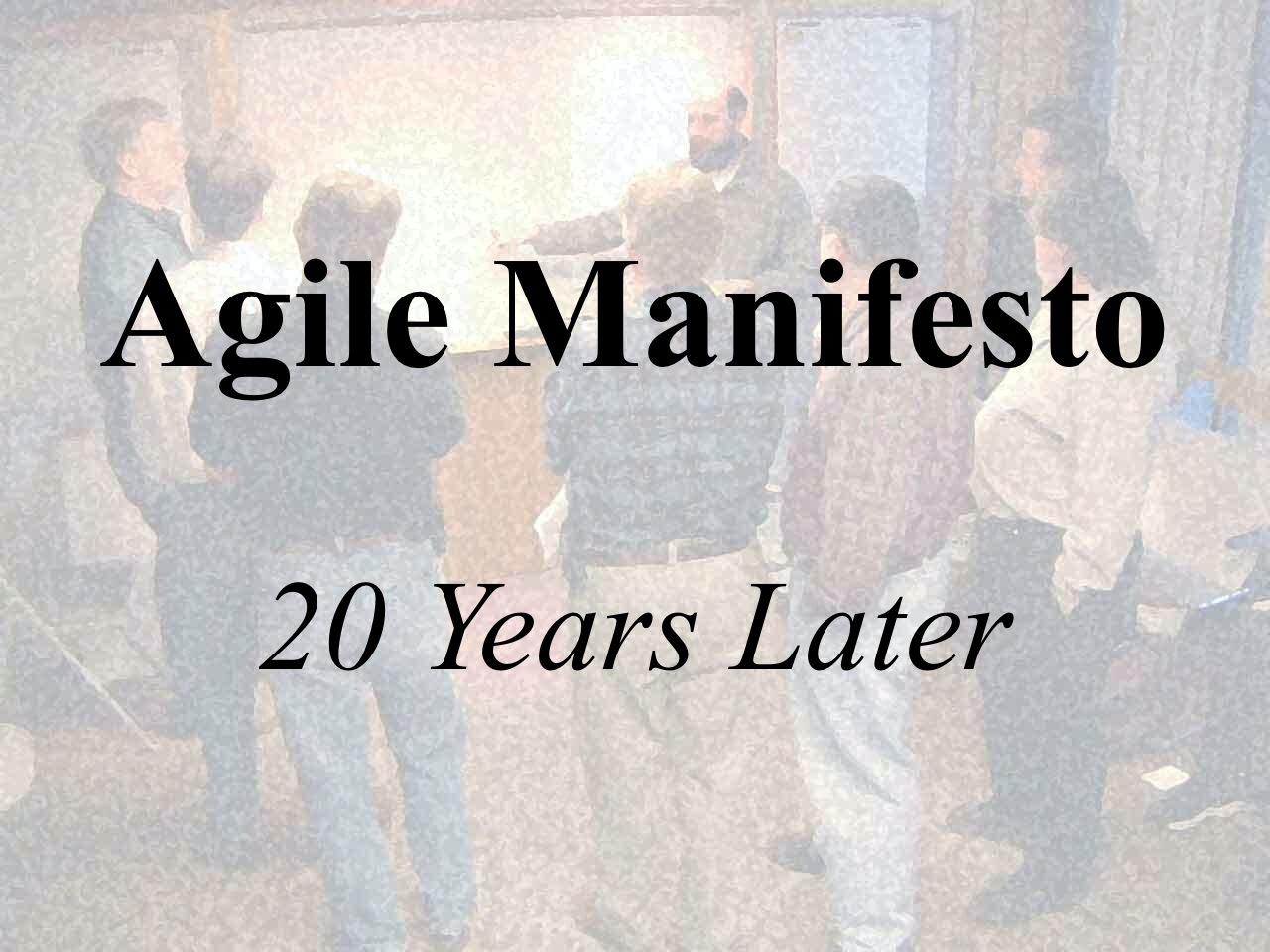 Why You Should Stop Reinventing Agile