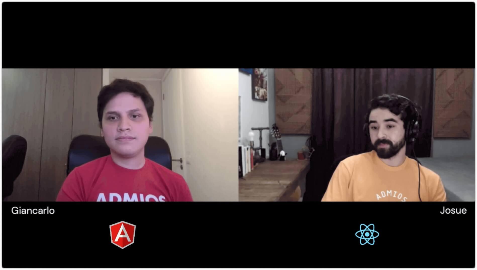 Tech Showdown: Angular vs React