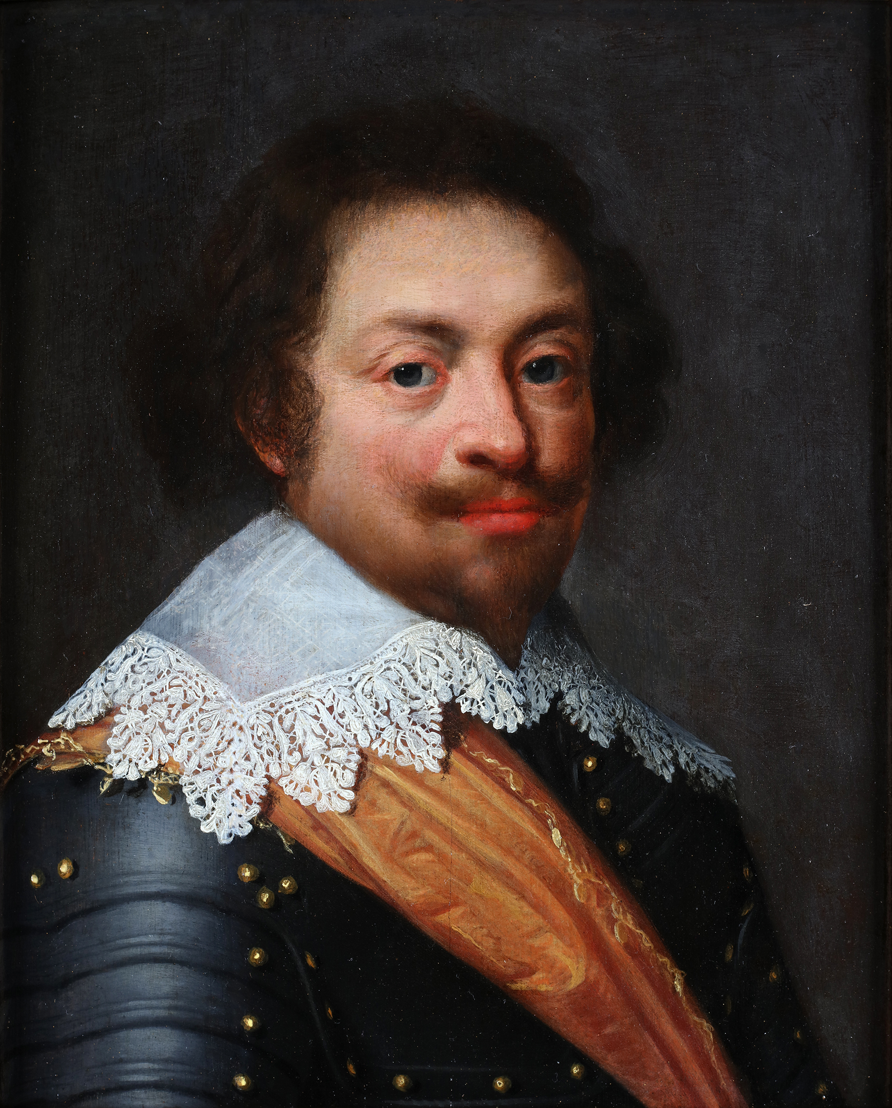 Portrait of Frederik Hendrik van Oranje-Nassau (1584 - 1647)