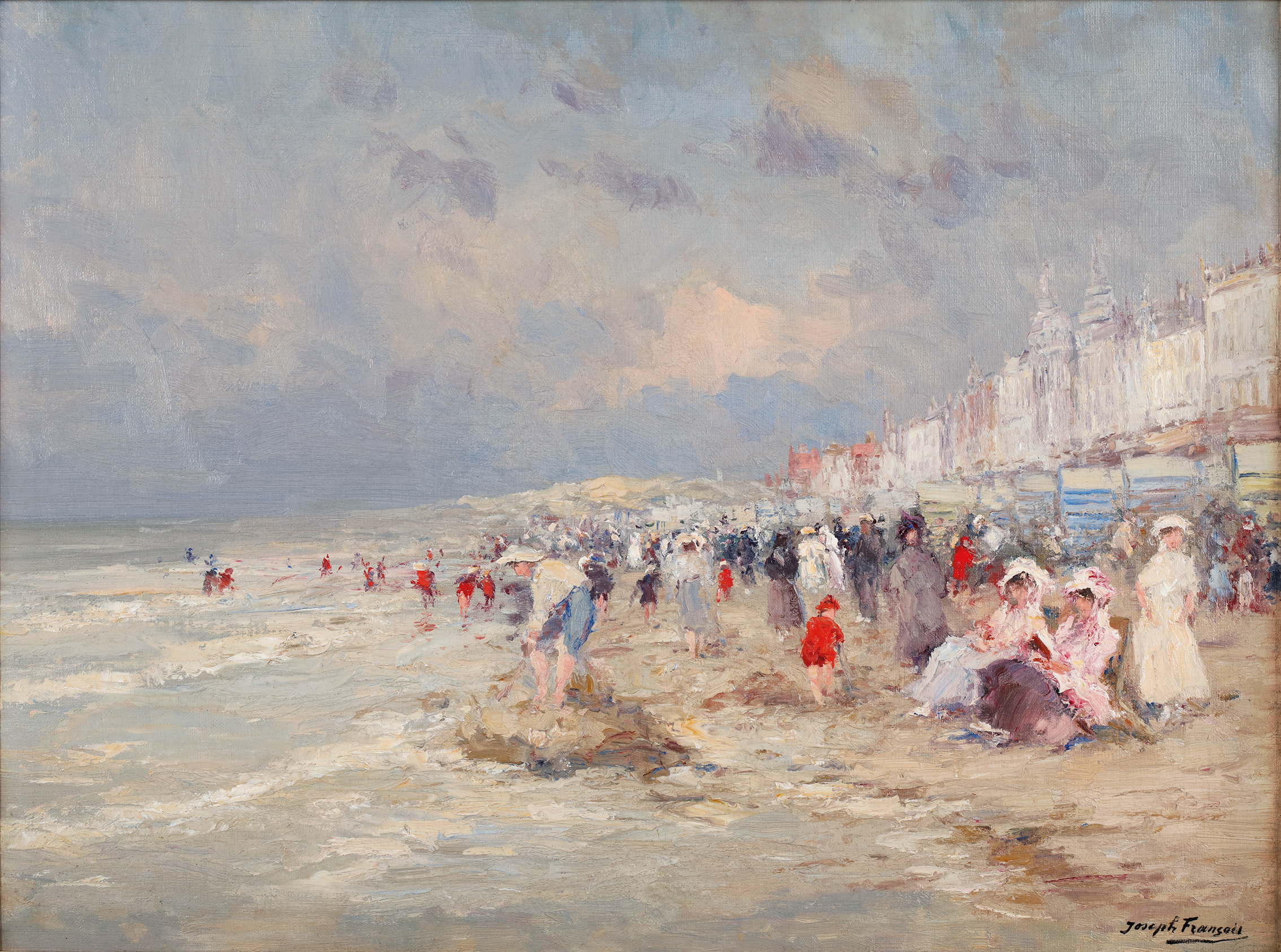 Beach at Ostend